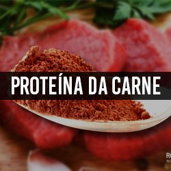 Proteína da Carne vermelha