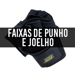 Faixas de Punho e Joelho