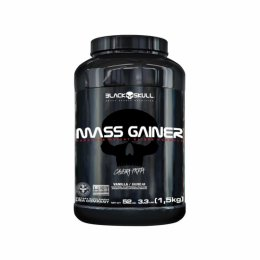 Mass Gainer (1,5kg) - Black Skull - Baunilha