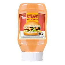 Molho American Burguer (355 ml)